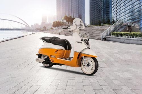 Peugeot Django 150
