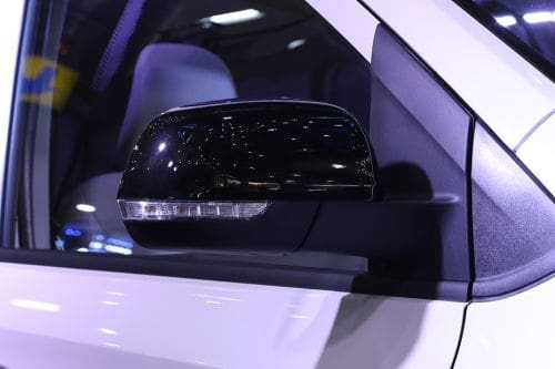 Wuling Formo Drivers Side Mirror Front Angle