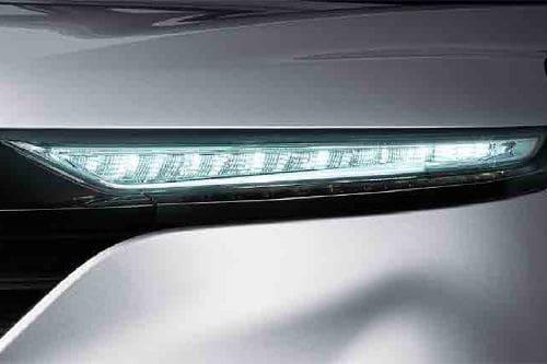 Lampu depan Almaz RS