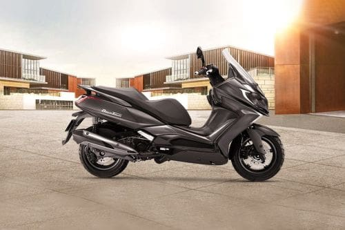 Kymco Downtown 250i Right Side Viewfull Image