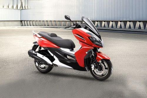 Kymco K-XCT 200i