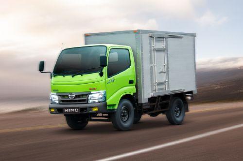 Hino Dutro Cargo 110 SDR Box Body