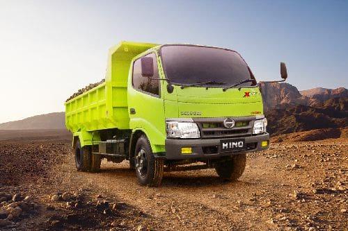 Hino Dutro Dump 130 HD X-Power