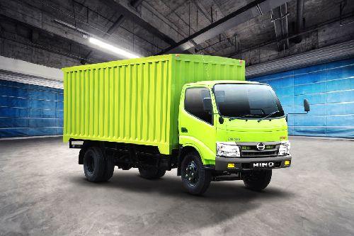 Hino Dutro Cargo 110 LD Box Body