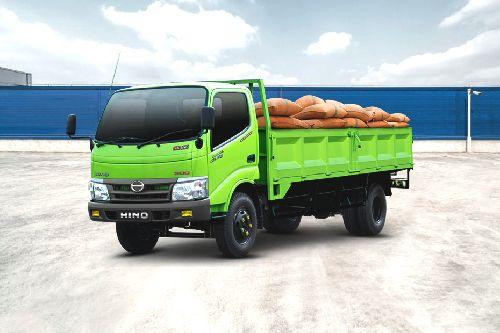 Hino Dutro Cargo 130 HDL Deck Body