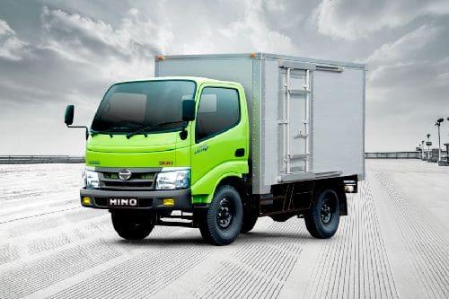 Hino Dutro Cargo 110 SD