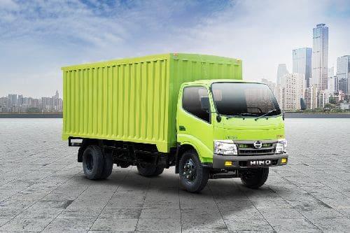 Hino Dutro Cargo 110 LDL