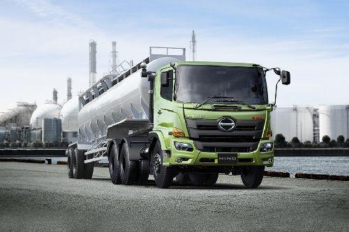 Hino Ranger Cargo FL 235 JW