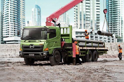 Hino Ranger Cargo FL 265 JW