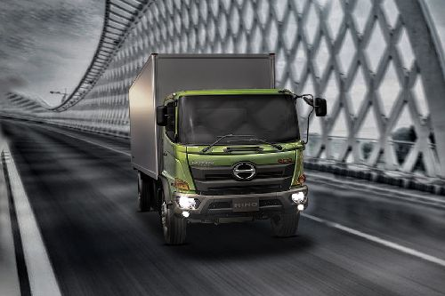 Hino Ranger Cargo FG 235 JK