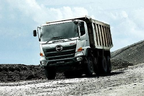 Hino Ranger Dump FM 350