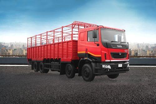 Tata Prima LX 3123T