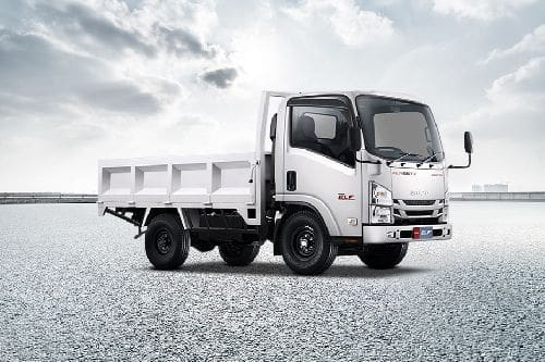 Isuzu ELF (N Series) 4 Wheel