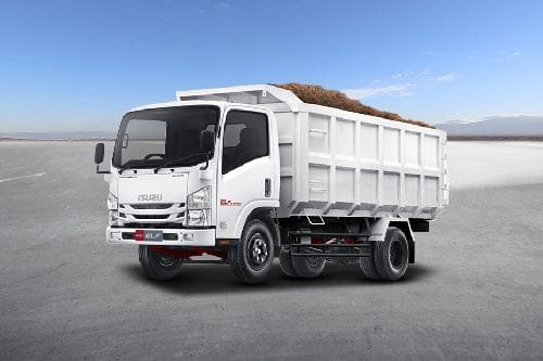Isuzu ELF (N Series) 6 Wheel
