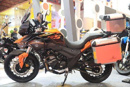 Samping Kiri SM Sport RX3S