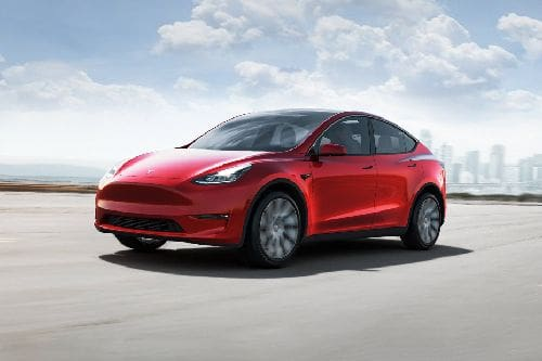 Model 3 Front angle low view