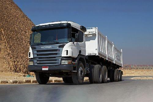 Scania P460LA