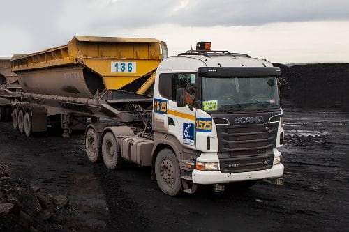 Scania R580LA