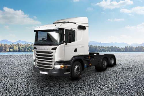 Gambar Scania P250LA