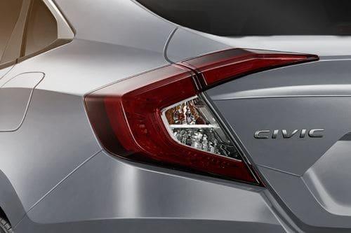 lampu belakang Civic