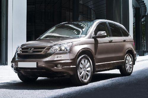 Second Hand Honda CRV