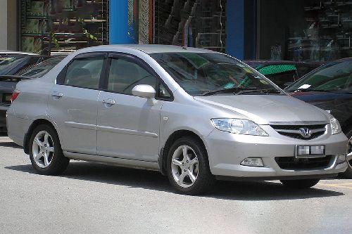 Honda City Bekas