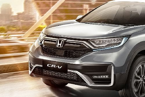 CRV Grille View