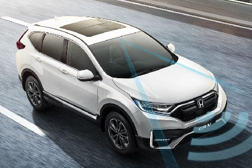 Honda CRV Reverse Parking Sensors