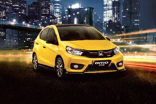 Honda Brio RS MT Urbanite Edition