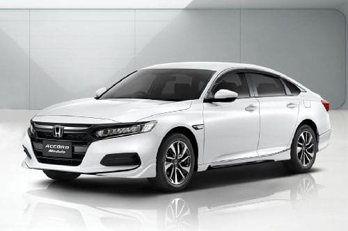 Honda Accord Front Side View