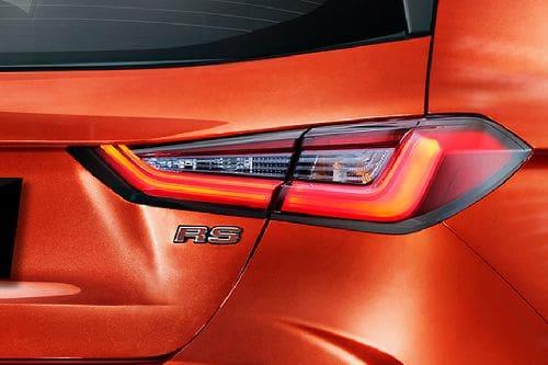 lampu belakang City Hatchback