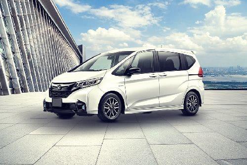 Honda Freed (2014-2016)