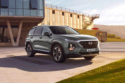 Hyundai Santa Fe Bekas