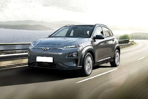 Tampak Depan Bawah Hyundai Kona Electric