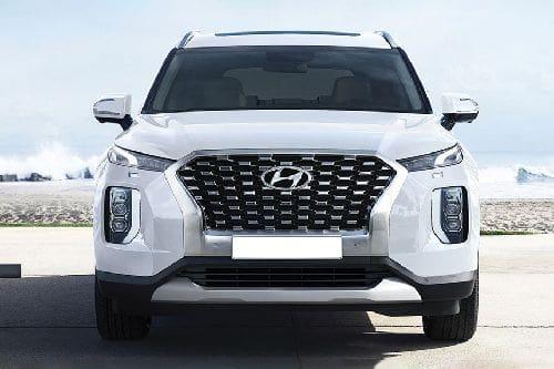 Tampak Depan Hyundai Palisade
