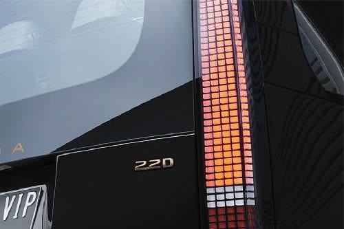 lampu belakang Staria