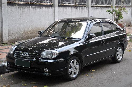 Hyundai Avega Bekas