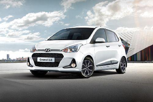 Hyundai Grand i10 bekas