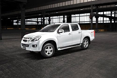 D Max Front angle low view