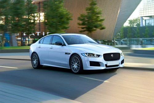 XE  Front angle low view