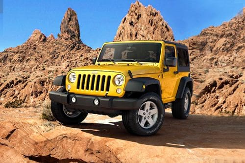 Jeep Wrangler 2016 2017 Rubicon 4x4 Price Review And Specs For January 2021