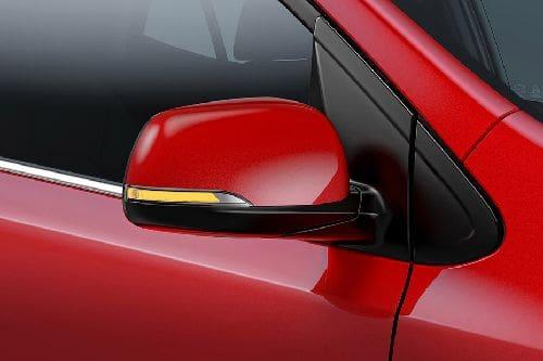 KIA Picanto Drivers Side Mirror Front Angle