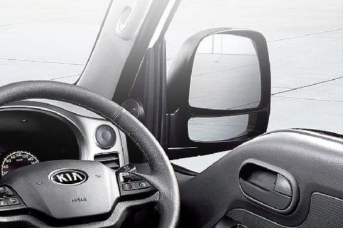 KIA K2700 Drivers Side Mirror Front Angle