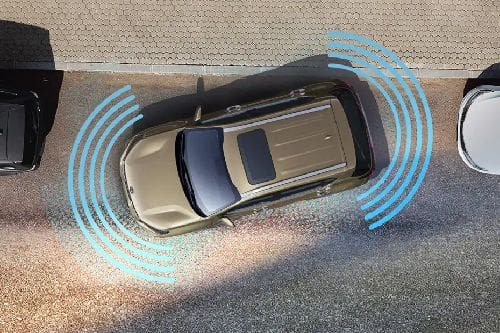 KIA Sonet 7-Seater Reverse Parking Sensors