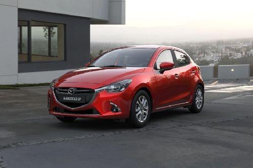Tampak Depan Bawah Mazda 2