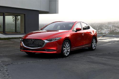Mazda 3 Sedan Skyactive-G 2.0