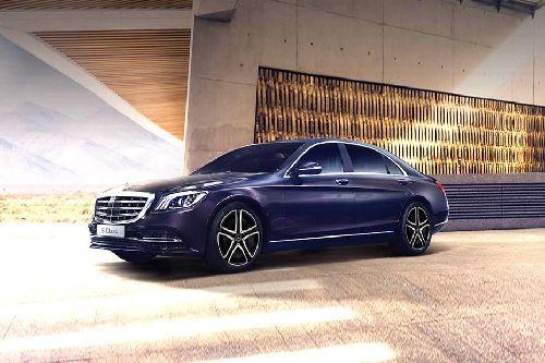 Mercedes Benz S-Class