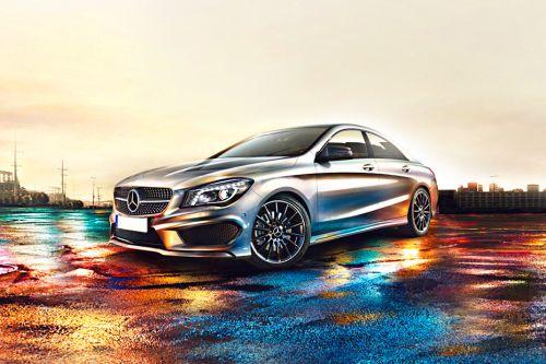 Mercedes Benz CLA-Class Bekas