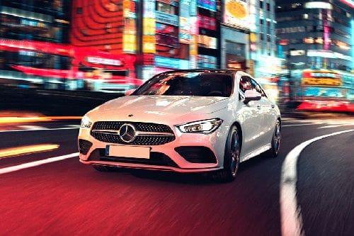 Mercedes Benz CLA-Class