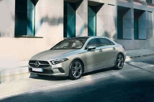 Mercedes Benz A-Class Sedan